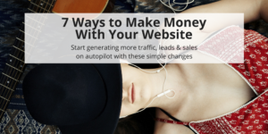 Generate More Traffic Leads & Sales